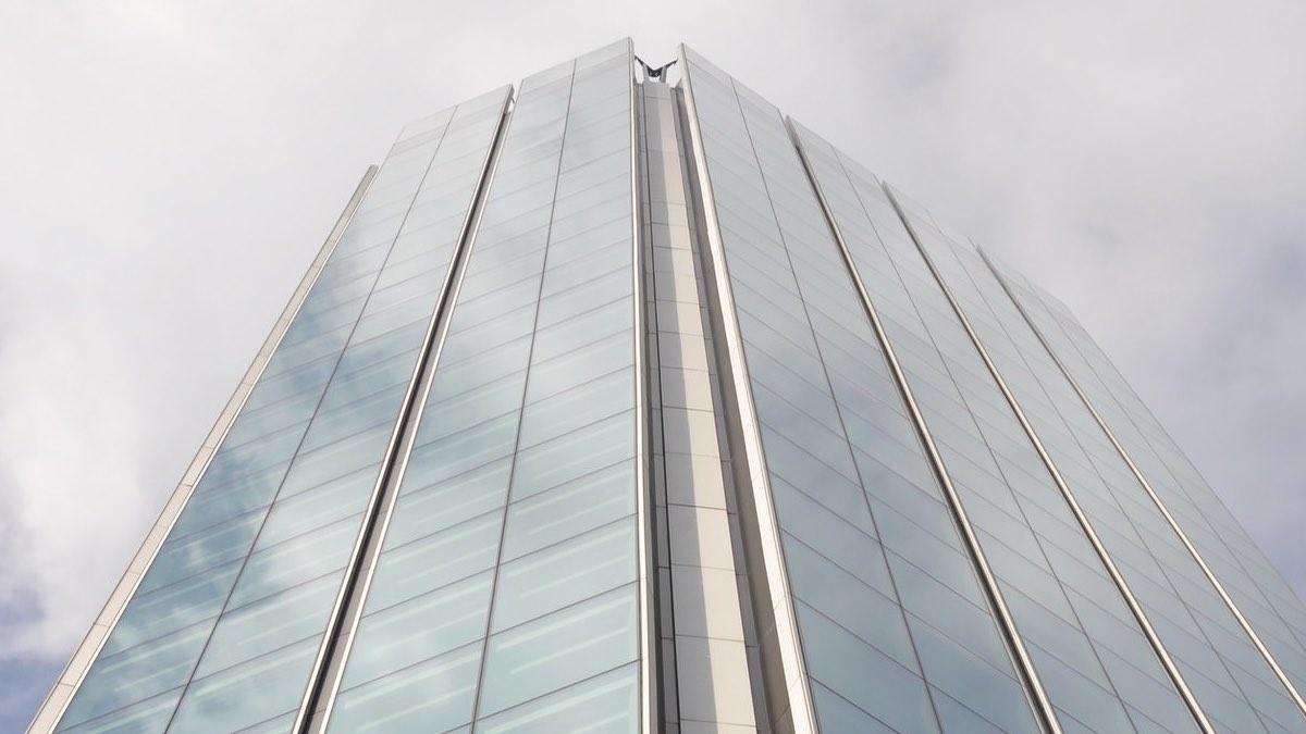 Skyscraper. Foto rhodesj