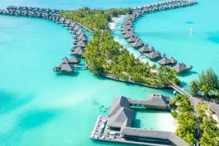 St Regis Bora Bora Resort Foto My boutique Hotel