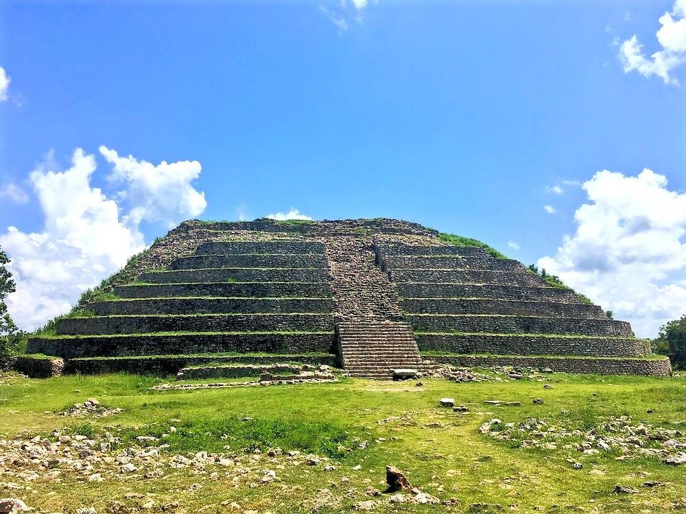 Te Reto a Descubrir el mundo Foto: Pueblo Mágico Izamal en Yucatán