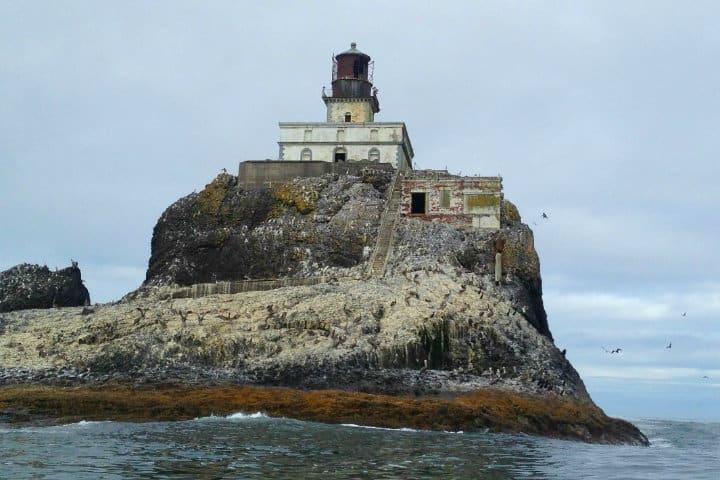 Tillamook Rock. Foto. Travel Oregon