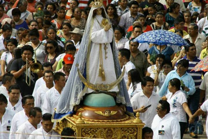 Pueblo Mágico Izamal en Yucatán. Foto Tips Para Tu Viaje.