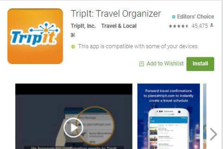 Triplt. App. Foto. Sitio oficial 2