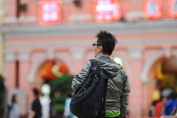 Turista en Macao. Foto liuhonghezhengshi (1)