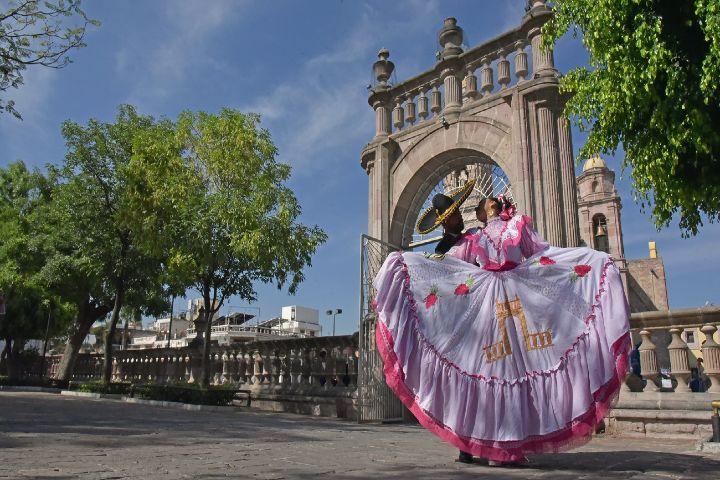 UAA Foto: barrio de San Marcos en Aguascalientes