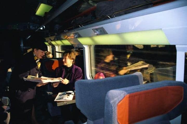 Viaja cómodo y disfruta de las atenciones del personal. Foto Archivo