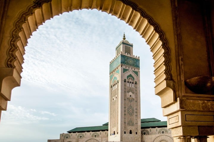 Viaje por Casablanca en Marruecos. Foto: MekssiMed