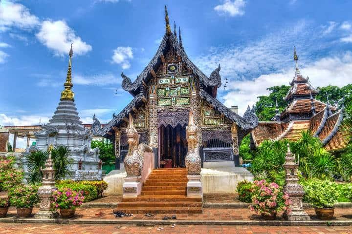 Video de Tailandia Foto Mariamichelle