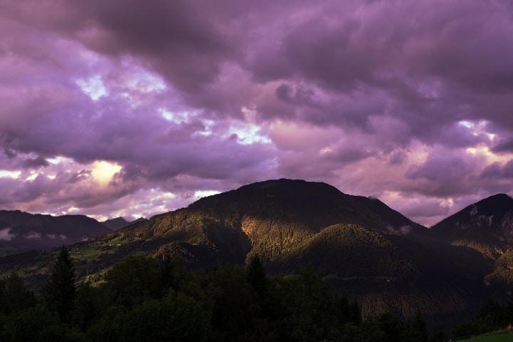 Vista de Vorarlberg. Foto de Pezibear