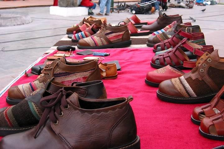 Zapatos artesanales Ticul