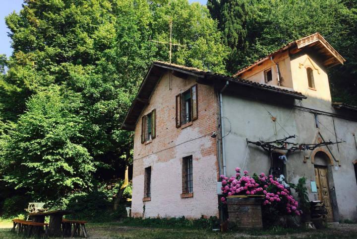 Villa Ghigi. Foto Zero.eu.