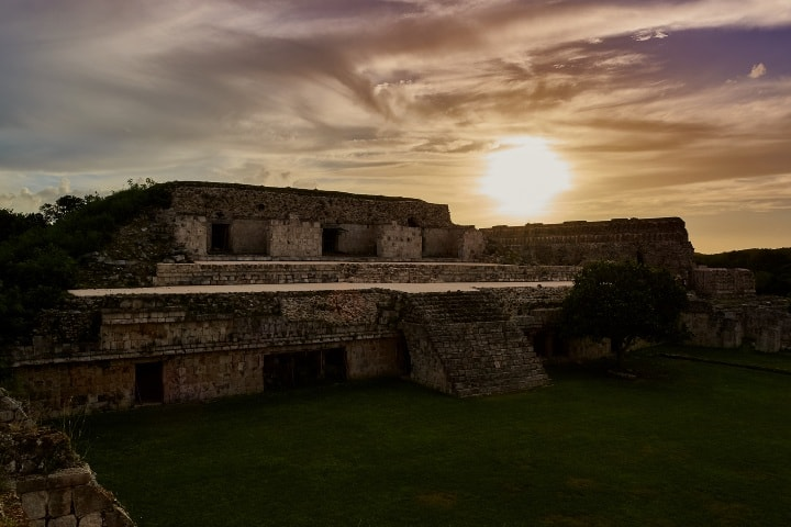 Kabah Zona Arqueológica