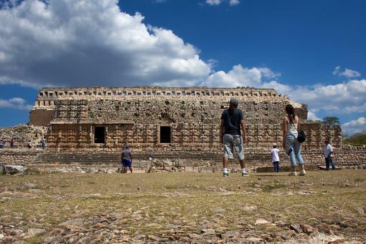 Zona arqueologica Kbah. Foto Jorge Medrano