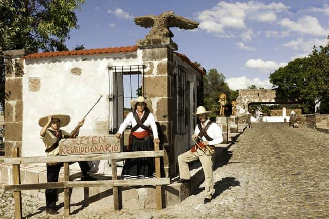 Hotel Misión la Muralla en Querétaro