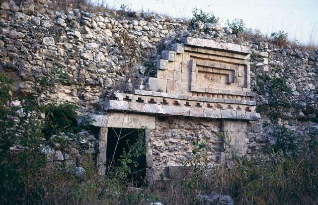 Kabah Zona Arqueológica 02