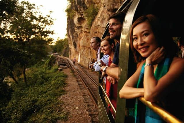 Los trenes más lujosos del mundo. Foto: Archivo