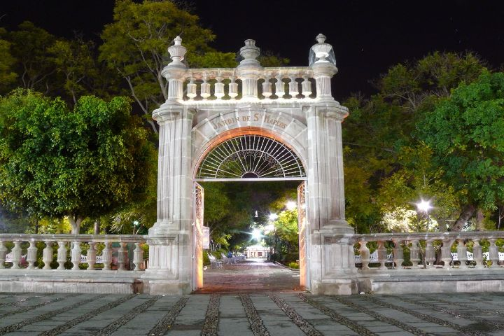Pinterest Foto: Barrio de San Marcos en Aguascalientes
