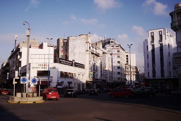calles de casablanca