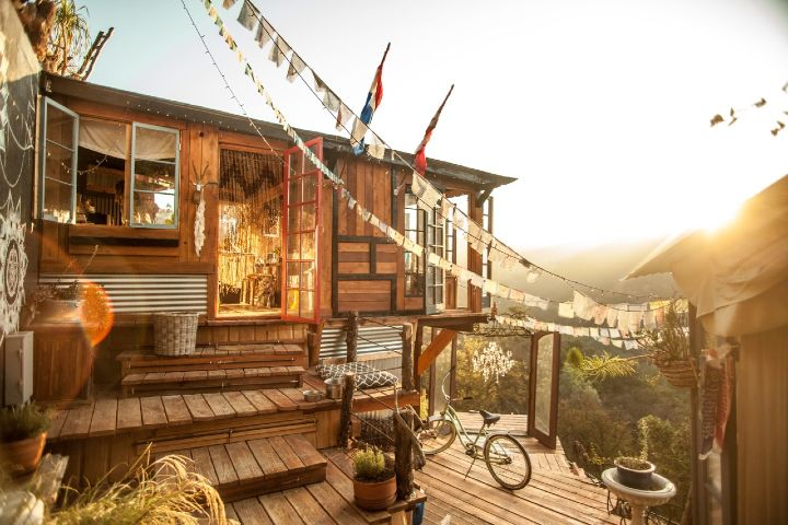 Buena vibra Foto: Como convertir tu casa en AirBnB