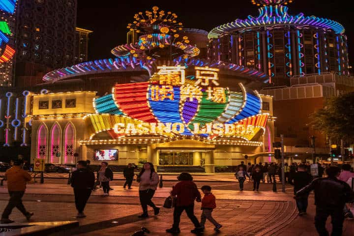 casinos en china