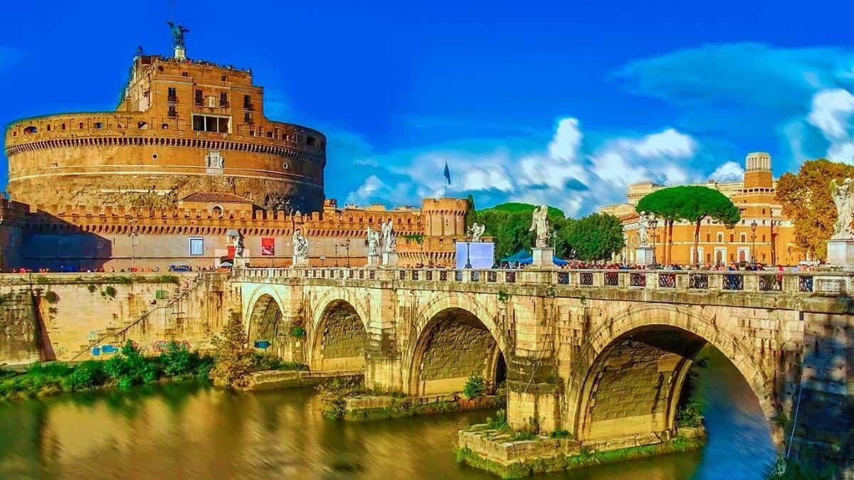 Castillo Sant Angelo. Foto TicketBar Roma