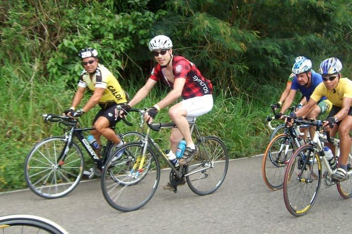 Ciclismo en Tecolutla