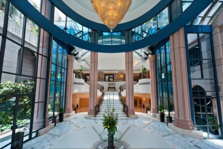 hotel marquis entrada