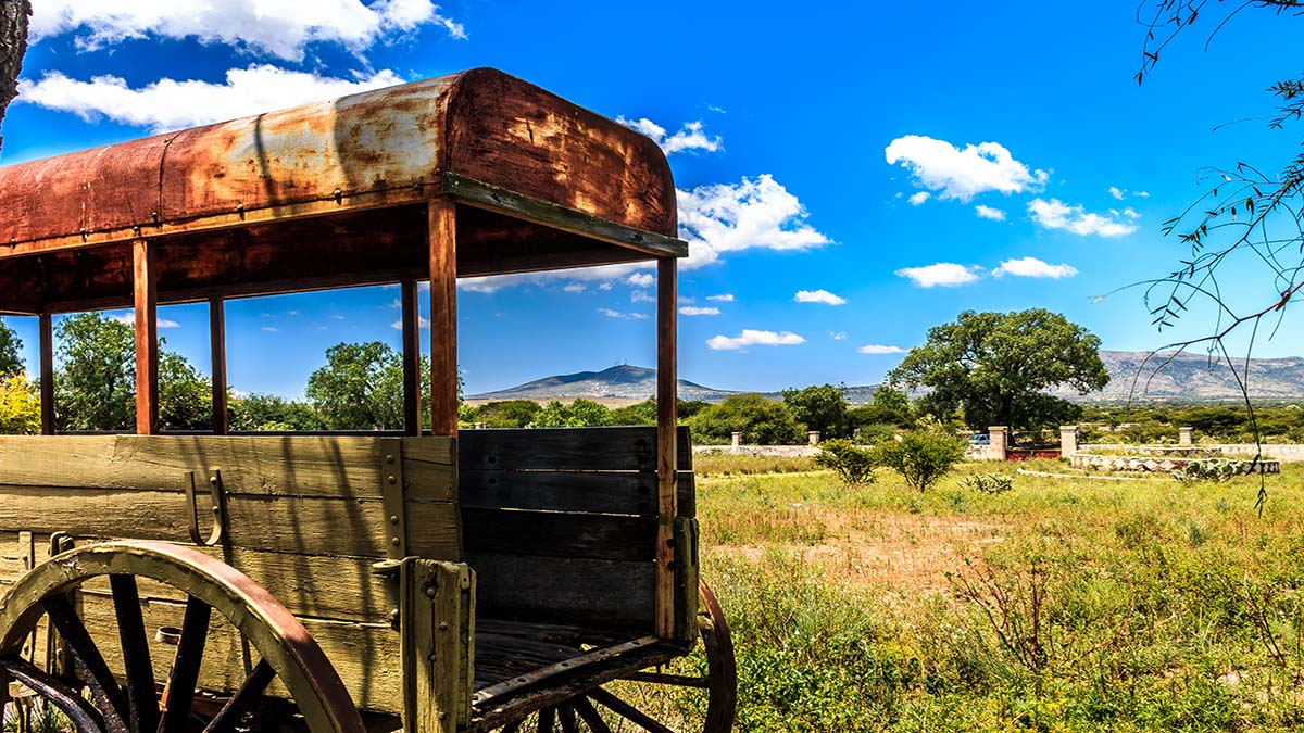 mineral pozo, Guanajuato, CDMX. Foto. Fred Boehm
