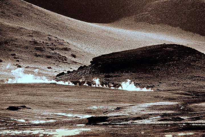 seismiles volcán galán