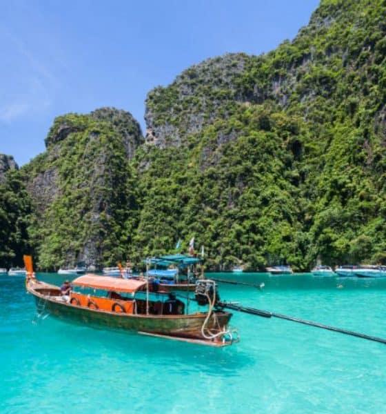 Video de Tailandia Foto Archivo