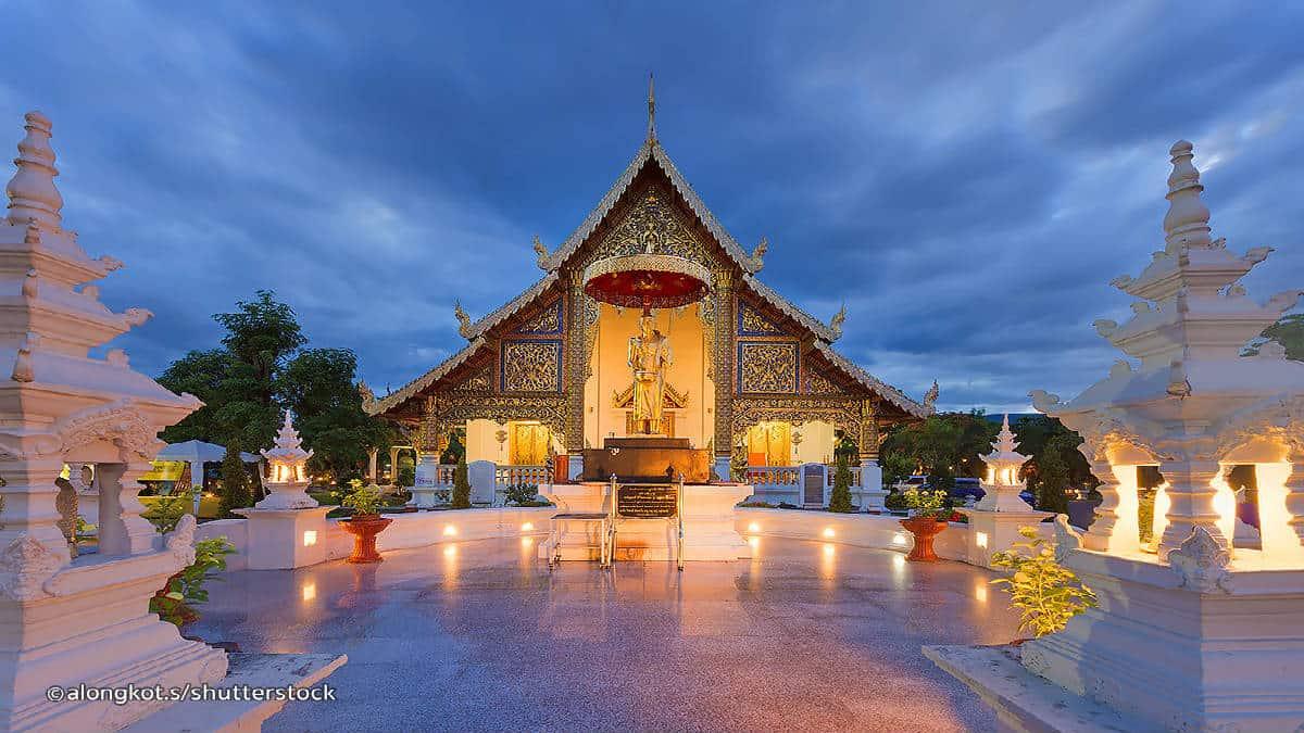 templo wat phra