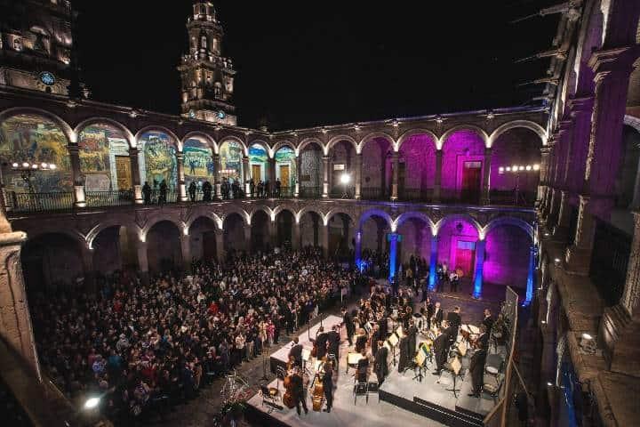 Festival de Música de Morelia Foto Grupera 93