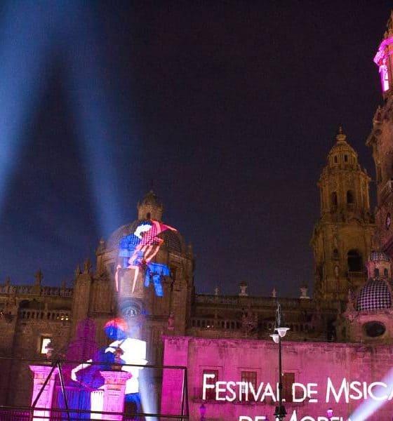 Festival de Música de Morelia Foto Morelianas