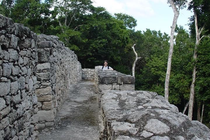 Calakmul. Foto StringfellowHawk