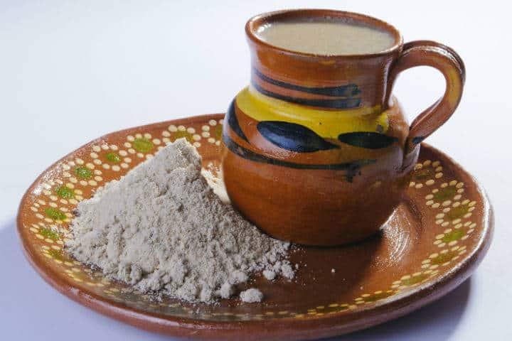 Pinole, cultura Huichol en Nayarit. Foto Cocina Delirante.