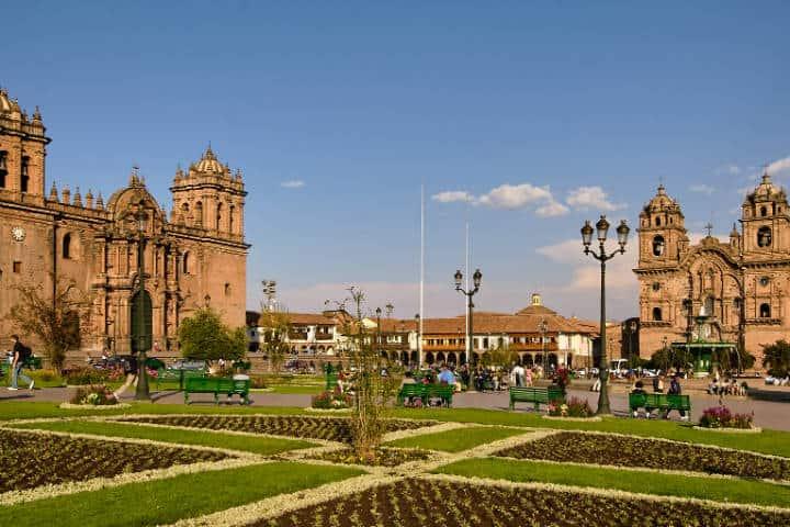 Cusco. Perú. Foto Pedro Szekely 1