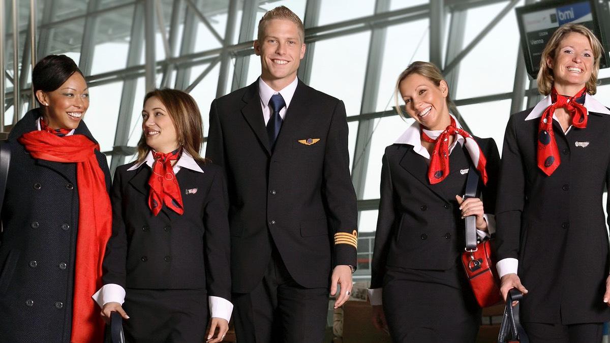 Fashion Airline. Foto Robert