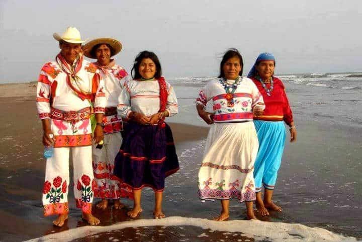 Cultura Huichol en Nayarit. Foto Gente Nayarit.