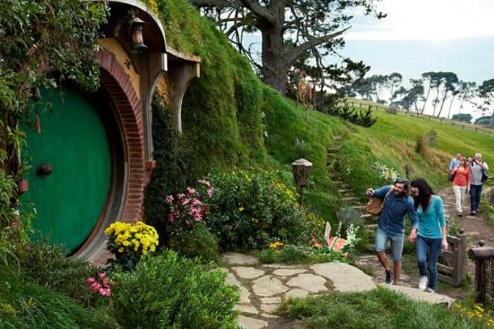 Hobbiton. Nueva Zelanda. Foto Hobbiton 5