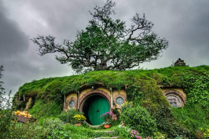 Hobbiton. Nueva Zelanda. Foto Tom Hall 1