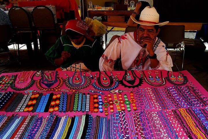 Huichol. Foto: mariferg