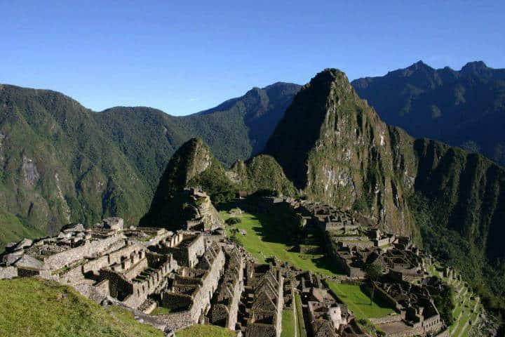 Imperio de los Incas. Perú. Foto Archivo 3