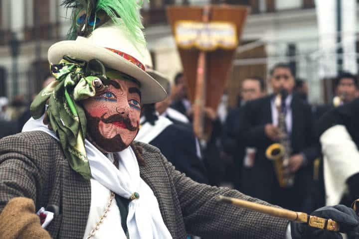 La Chonguinada (danza típica). Perú. Foto Archivo 5