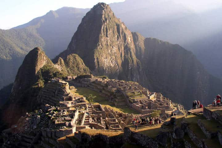 Machu Picchu. Perú. Foto Archivo 2