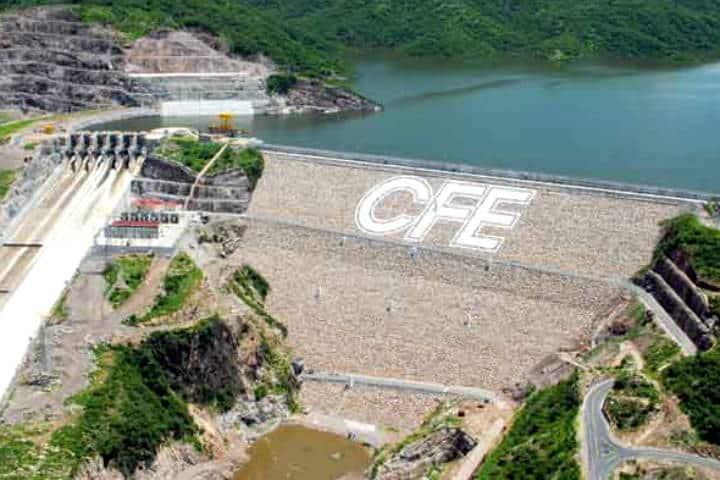 Presa Hidroeléctrica. Foto NTV.