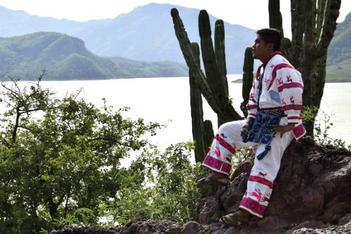Huichol. Foto Nayarit Adventures.
