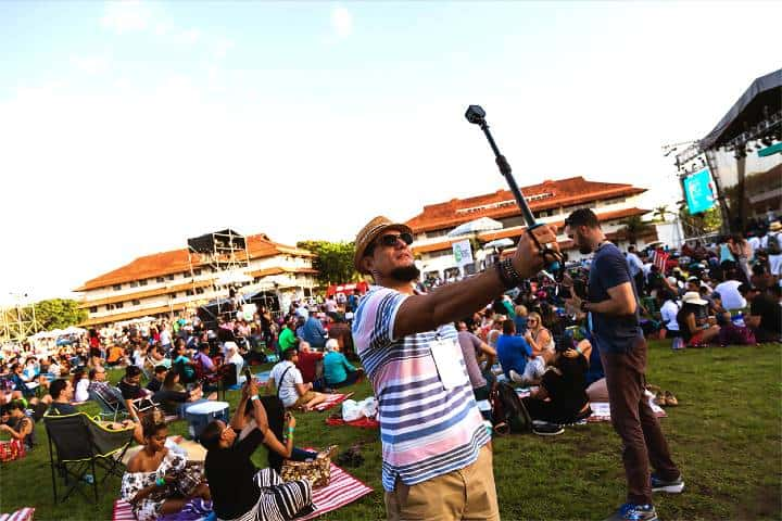 Panamá Jazz Festival Foto Mujer
