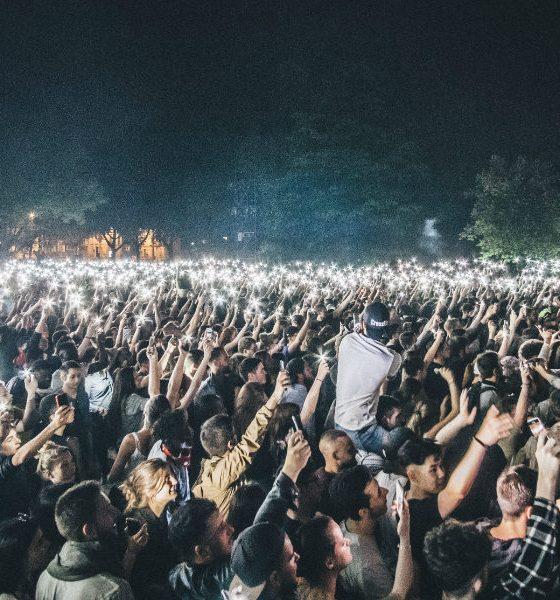 Portada Festival de musica. Foto Maxime Lebrun