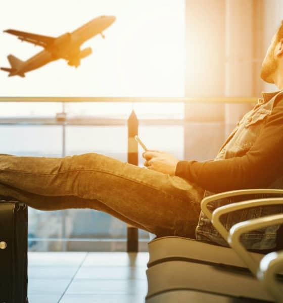 Portada. Playlist para un vuelo. Foto: Jeshoots
