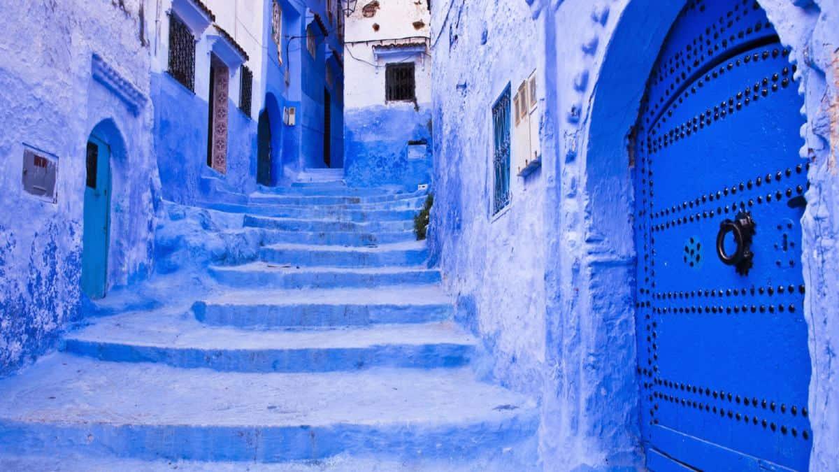Viaje por Chefchaouen en Marruecos. Foto: bacanal.com.ar