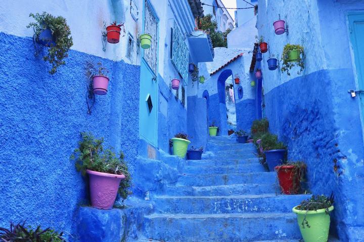 Viaje por Chefchaouen en Marruecos. Foto: conocedores.com